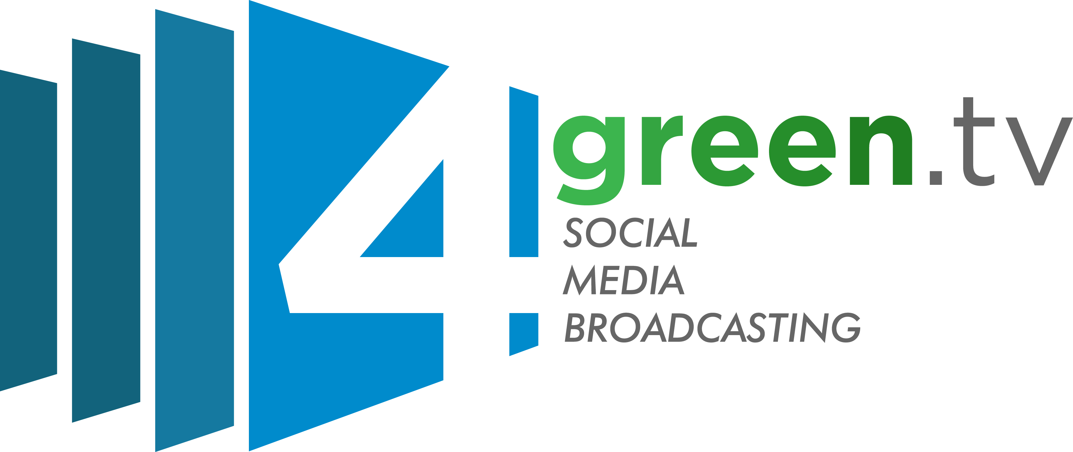 FOURGREEN TV and Social Media Broadcasting